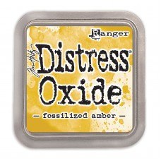 Tim Holtz - Distress Oxide - Fossilized Amber
