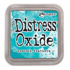 Tim Holtz - Distress Oxide - Peacock Feathers