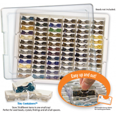 Bead Storage Solutions - Tiny Container Bead Storage Tray
