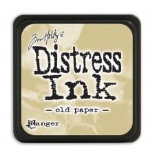 Tim Holtz - Distress Mini - Old Paper