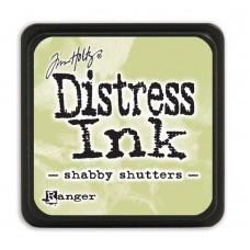 Tim Holtz - Distress Mini - Shabby Shutters