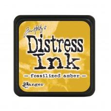 Tim Holtz - Distress Mini - Fossilized Amber