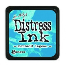 Tim Holtz - Distress Mini - Mermaid Lagoon