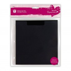 Docrafts - Papermania Stamp and Die Storage Pockets with Magnetic Shim (10 pack)