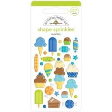 Doodlebug Design - Shape Sprinkles - Sweet Boy