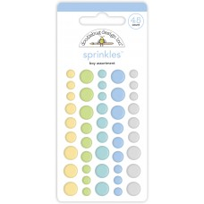 Doodlebug Design - Sprinkles - Baby Boy Assortment