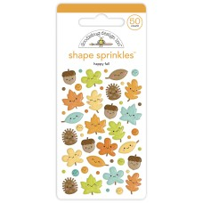 Doodlebug Design - Shape Sprinkles - Happy Fall