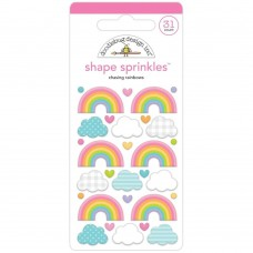 Doodlebug Design - Shape Sprinkles - Baby Love
