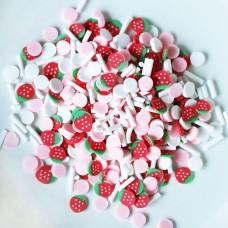 Dress My Craft - Strawberry Confetti Mix