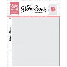 Echo Park - 6 x 8 Inch Pocket Page (10 Sheets)