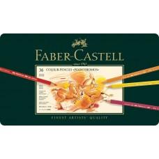 Faber-Castell - Polychromos Colored Pencils (36 pieces)