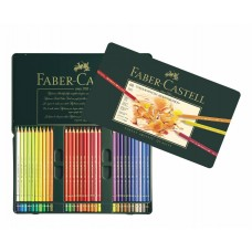 Faber-Castell - Polychromos Colored Pencils (60 pieces)