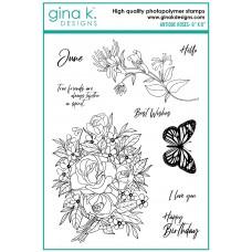 Gina K. Designs - Antique Roses
