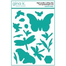 Gina K. Designs - Beautiful Wings Die Set