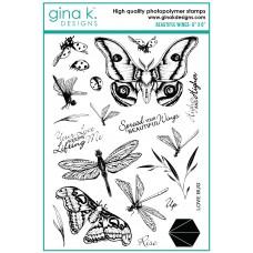 Gina K. Designs - Beautiful Wings