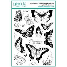 Gina K. Designs - Beautiful Butterflies