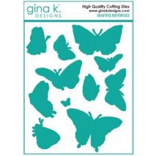 Gina K. Designs - Beautiful Butterflies Die Set