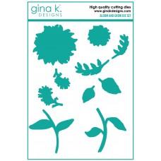 Gina K. Designs - Bloom and Grow Die Set