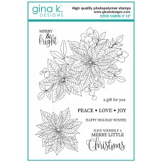 Gina K. Designs - Festive Flowers