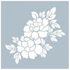 Gina K. Designs - Art Stencil - Floral