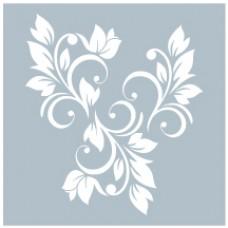 Gina K. Designs - Art Stencil - Foliage