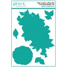 Gina K. Designs - Grateful Blooms Die Set