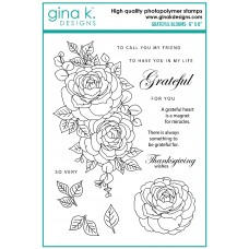 Gina K. Designs - Grateful Blooms