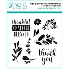 Gina K. Designs - Grateful Greenery