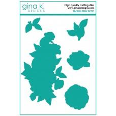 Gina K. Designs - Grateful Spray Die Set