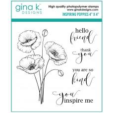 Gina K. Designs - Inspiring Poppies