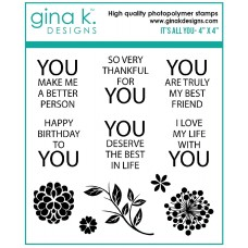 Gina K. Designs - It's All You
