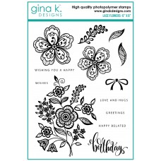 Gina K. Designs - Lace Flowers