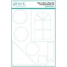 Gina K. Designs - Master Layouts 5 Die Set