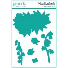 Gina K. Designs - May Flowers Die Set