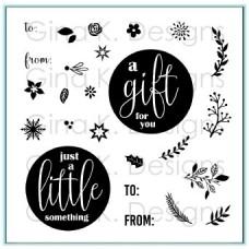 Gina K. Designs - Mini Wreath Builder