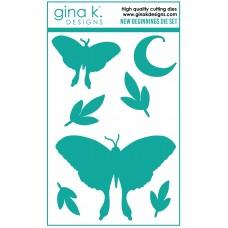 Gina K. Designs - New Beginnings Die Set