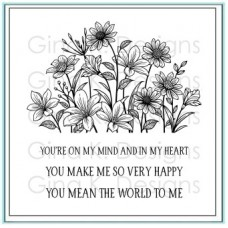 Gina K. Designs - On My Mind and in My Heart
