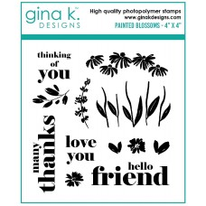 Gina K. Designs - Painted Blossoms