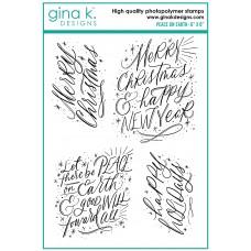 Gina K. Designs - Peace on Earth