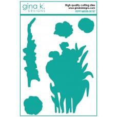 Gina K. Designs - Poppy Garden Die Set