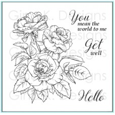 Gina K. Designs - Rose Bouquet
