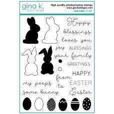 Gina K. Designs - Some Bunny