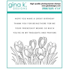 Gina K. Designs - Spring Tulips
