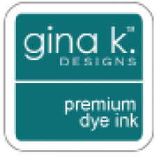 Gina K. Designs - Ink Cube - Tranquil Teal