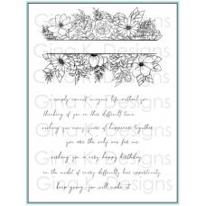 Gina K. Designs - Whimsical Wildflower Frame