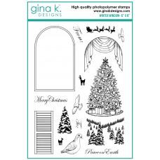 Gina K. Designs - Winter Window
