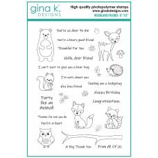 Gina K. Designs - Woodland Friends