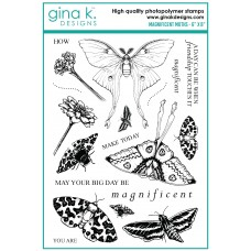 Gina K. Designs - Magnificent Moths
