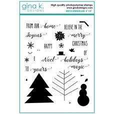 Gina K. Designs - Winter Wonderland