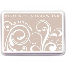 Hero Arts - Shadow Ink - Soft Brown